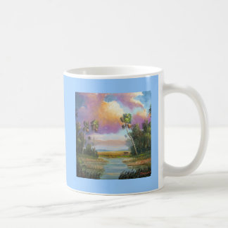 Okeechobee Florida Coffee Mug
