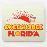 Okeechobee, Florida Mouse Pad