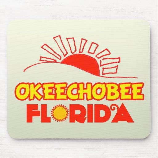 Okeechobee, la Florida Mousepad