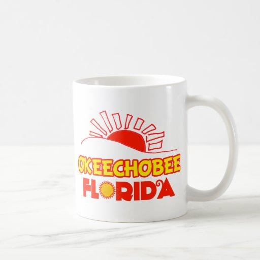 Okeechobee, la Florida Taza