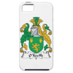 O'Keefe Family Crest iPhone 5 Cases