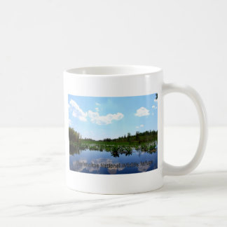 Okefenokee National Wildlife Refuge Coffee Mug
