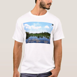 Okefenokee National Wildlife Refuge T-Shirt