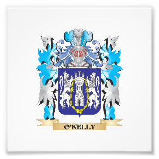 O'Kelly Coat of Arms - Family Crest Photo