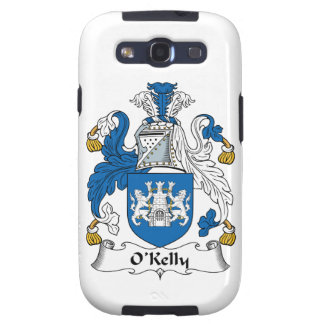 O'Kelly Family Crest Samsung Galaxy S3 Covers