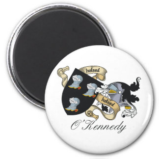 O'Kennedy Family Crest Magnets