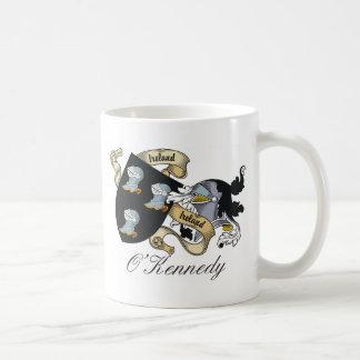 O'Kennedy Family Crest Mugs