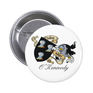 O'Kennedy Family Crest Pin