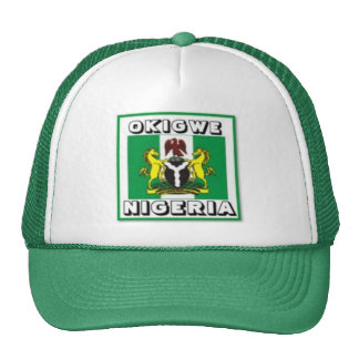 Okigwe,Imo State Nigeria Gift (Africa) Trucker Hat