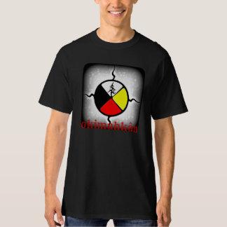 Okimahkân Medicine Wheel t-shirt