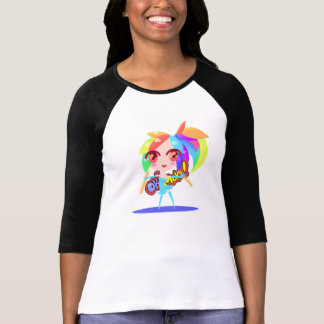 OkiMoki - chica del delirio Camiseta