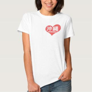 Okinawa Heart Shirt