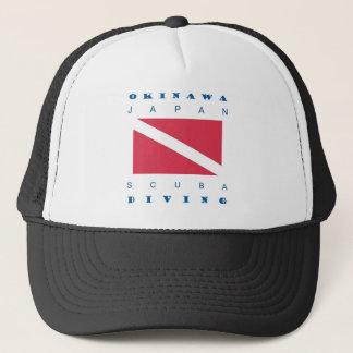 Okinawa Japan Trucker Hat