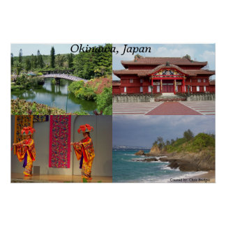 Okinawa, Japón Posters