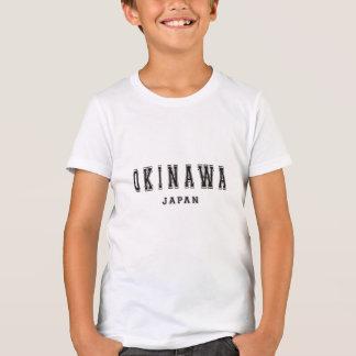 Okinawa Japón Playera