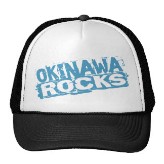 Okinawa oscila el gorra