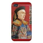 Okito ~ Oriental Magician Vintage Magic Act iPhone 4/4S Case