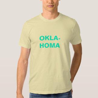 OKLAHOMA - 2 POLERAS