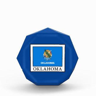 Oklahoma Acrylic Award