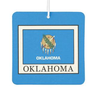 Oklahoma Air Freshener
