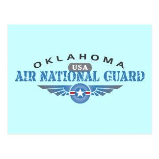 Oklahoma Air National Guard Postcard