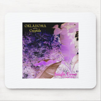 Oklahoma and the Cryptids Lounge CD Cover Mouse Pad
