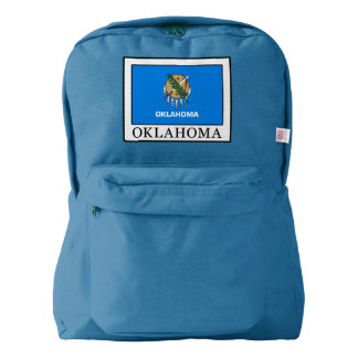 Oklahoma Backpack