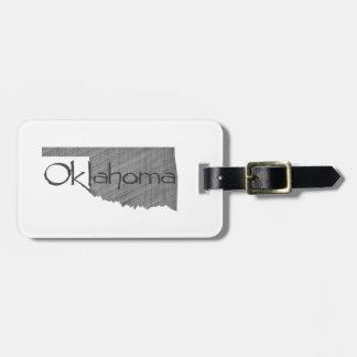 Oklahoma Bag Tag