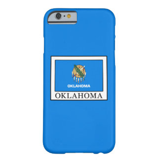Oklahoma Barely There iPhone 6 Case