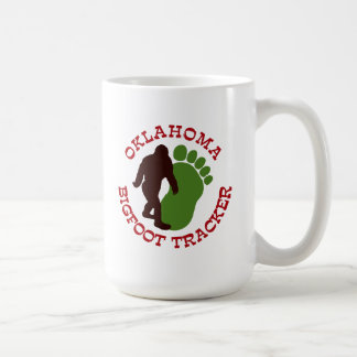 Oklahoma Bigfoot Tracker Coffee Mug