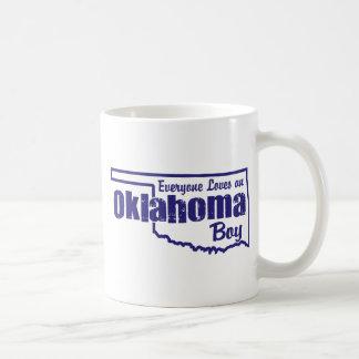 Oklahoma Boy Coffee Mug
