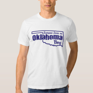 Oklahoma Boy Shirt