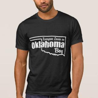 Oklahoma Boy T Shirt