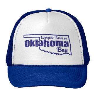 Oklahoma Boy Trucker Hat