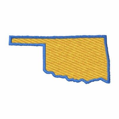 Oklahoma Sudadera Con Capucha