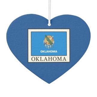Oklahoma Car Air Freshener