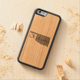 Oklahoma Carved® Cherry iPhone 6 Bumper Case