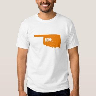 Oklahoma - casera playeras