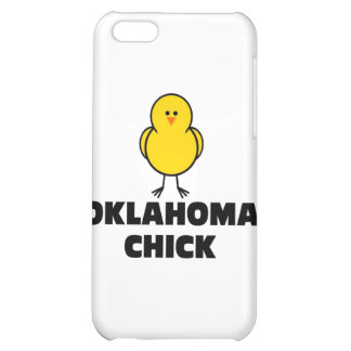 Oklahoma Chick iPhone 5C Cover