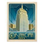 Oklahoma City, AUTORIZACIÓN Tarjeta Postal