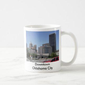 Oklahoma City céntrico Tazas