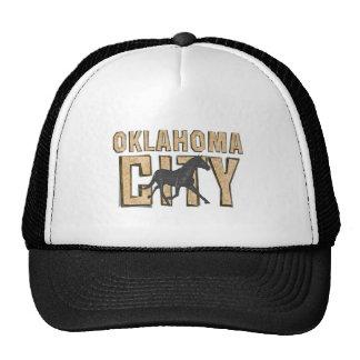 Oklahoma City de la CAMISETA Gorro De Camionero