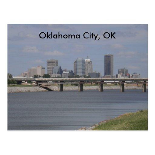 Oklahoma City, OK Post Cards