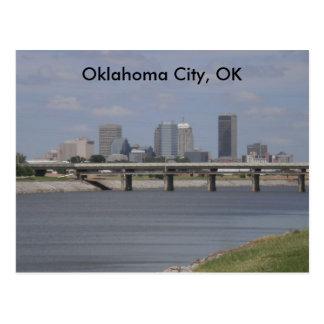 Oklahoma City, OK Postcard