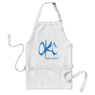 Oklahoma City, Oklahoma Adult Apron