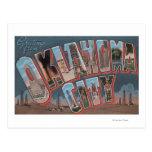 Oklahoma City, Oklahoma (campos petrolíferos) Postal