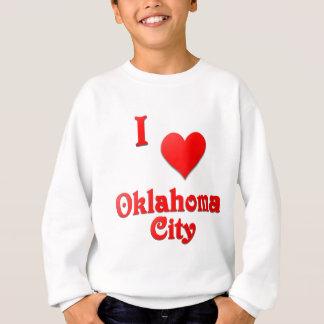 Oklahoma City -- Red Sweatshirt
