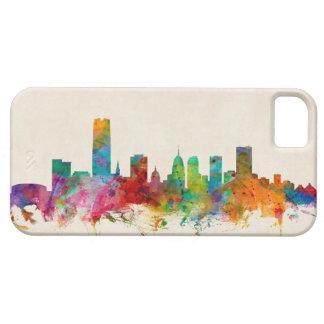 Oklahoma City Skyline Cityscape iPhone SE/5/5s Case