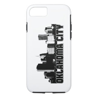 Oklahoma City Skyline iPhone 7 Case