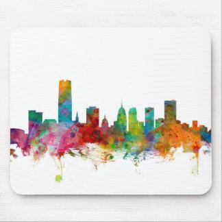 Oklahoma City Skyline Mouse Pad